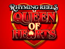 Rhyming Reels Queen Of Hearts – автомат на деньги от Microgaming